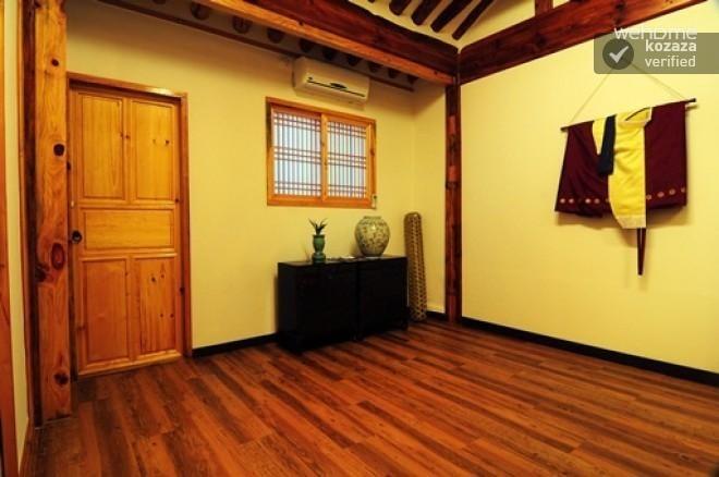 KunDaeMunJip Hanok Room104
