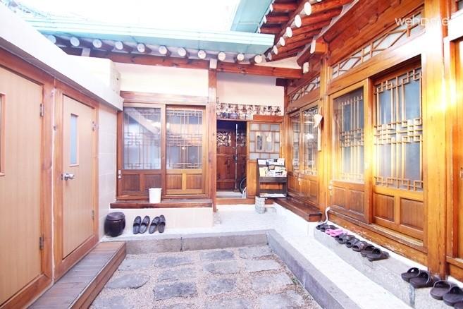 Hyosundang (Byeolchae Room B)