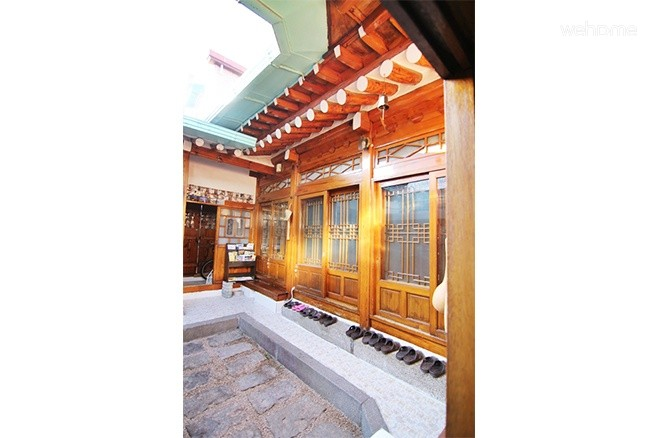 Hyosundang (Byeolchae Room D)