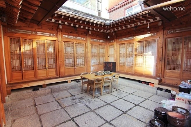 Hyosundang (Main  House Room B)