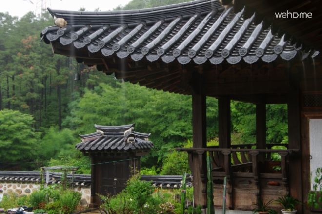 Hyojongdang _ the traditional beauty of Hanok