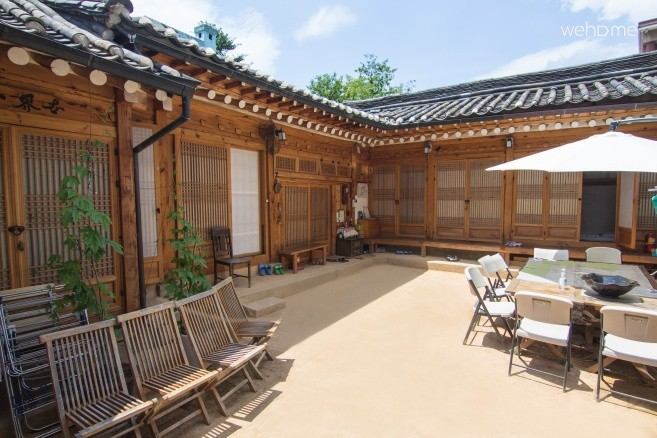 Namhyundang (Twin Room 1)