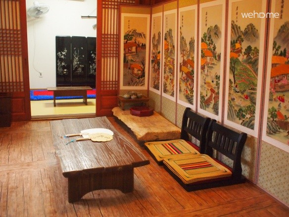Hanok Eugene House_RA & RB_Room