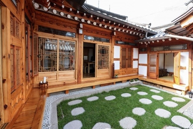 Dahmsojung Dahm Room Seoul Jongno Gu Hanokstay