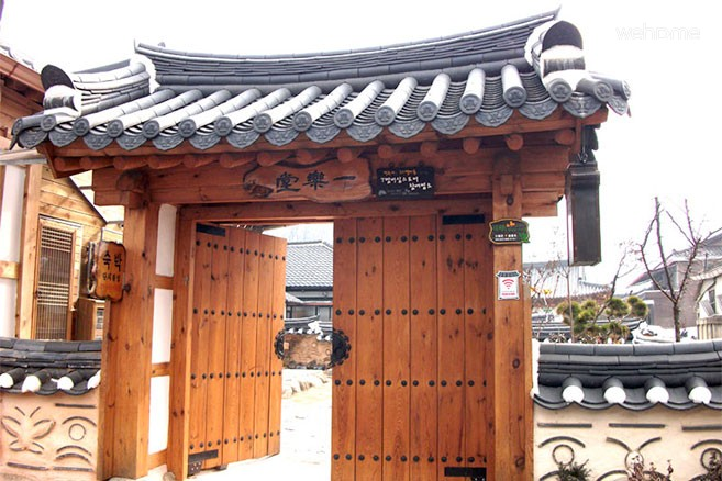 [Jeonju Hanok Village] Illakdang Room Room4