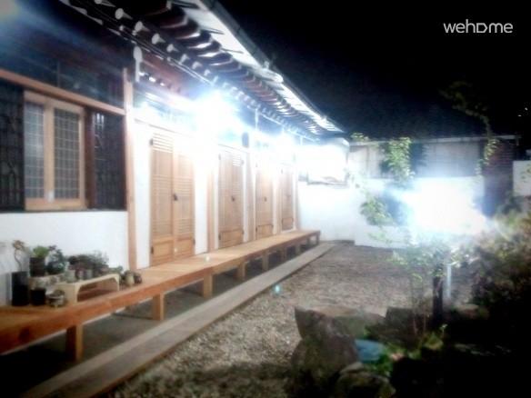 [Jeonju Hanok Village] The light of Korea Room3