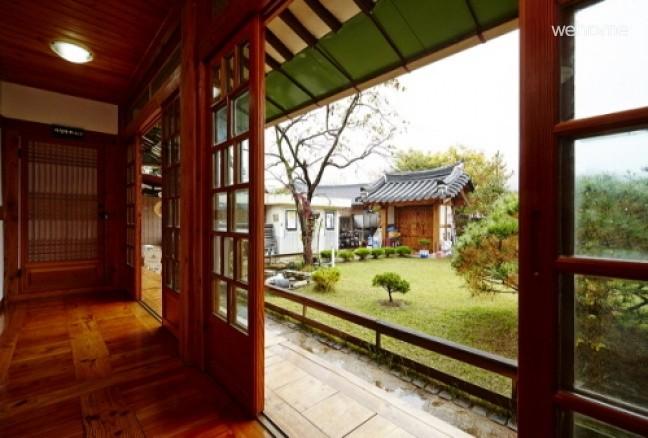 [Jeonju Hanok Village] Buyongheon Room 4