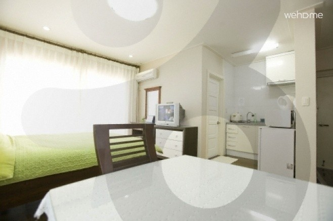 Jeju pensicola 1floor couple room_1