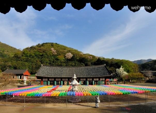 Seon-Un-Sa templestay