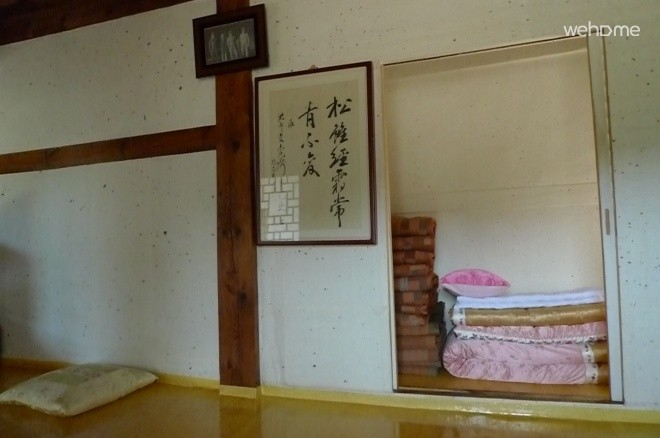 Songjeonggotaek sarangbang room_1