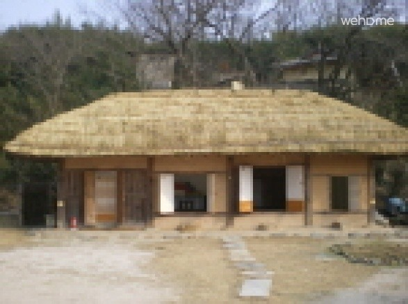 1 small room thatched Gudeok go keunchae