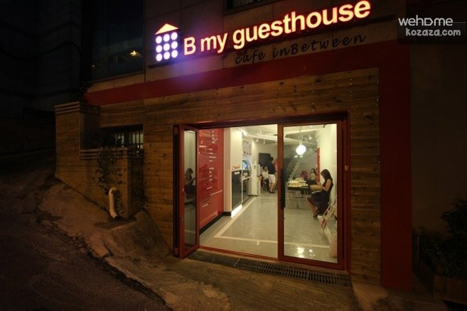 B my guesthouse NO.8