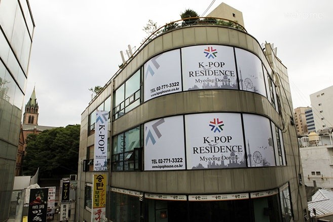 K-POP RESIDENCE Myeong-dong2 Single