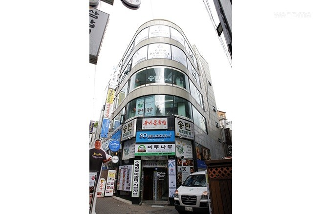 K-POP RESIDENCE Myeong-dong2 Twin
