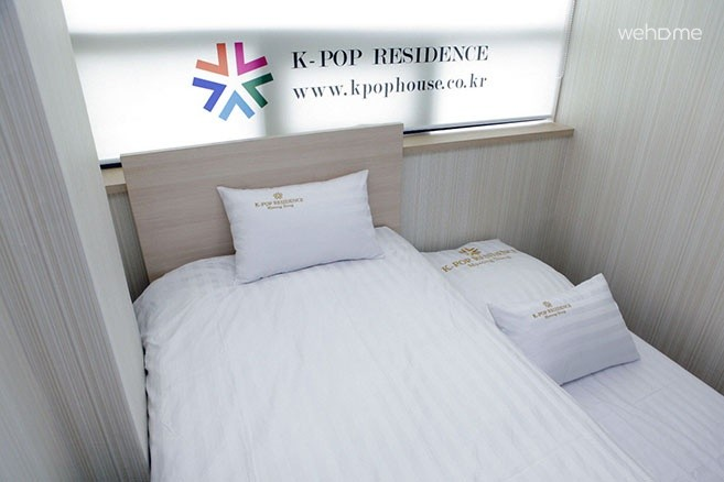 K-POP RESIDENCE Myeong-dong2 Triple