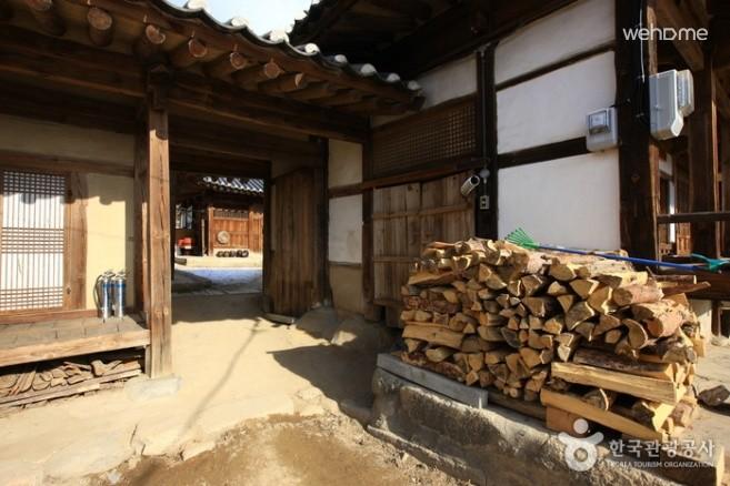 House of Jeong On's descendents: Daemunchae (1)