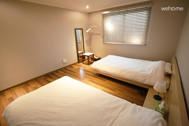 Guesthouse Gangnam: Twin Room (1) [for women]