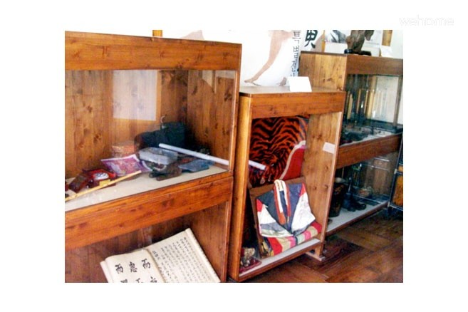 Jeonju Hanok Living Experience Center : Kyusoobang