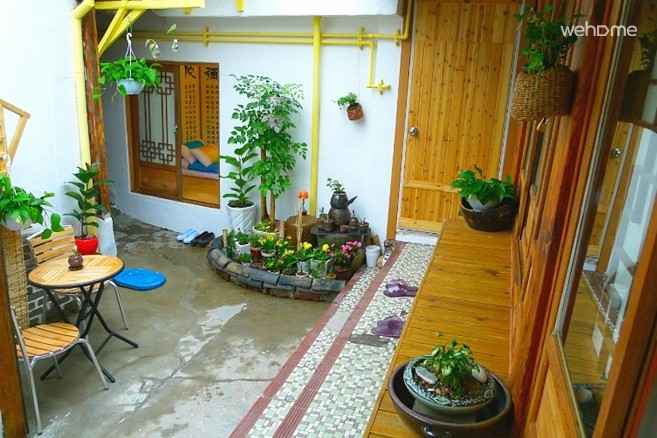 Hanok Guesthouse 201 (Single Room)