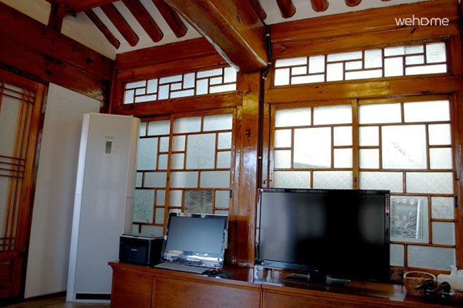 Gowoondang (located in the west of Gyeongbok Palace) Sky Room