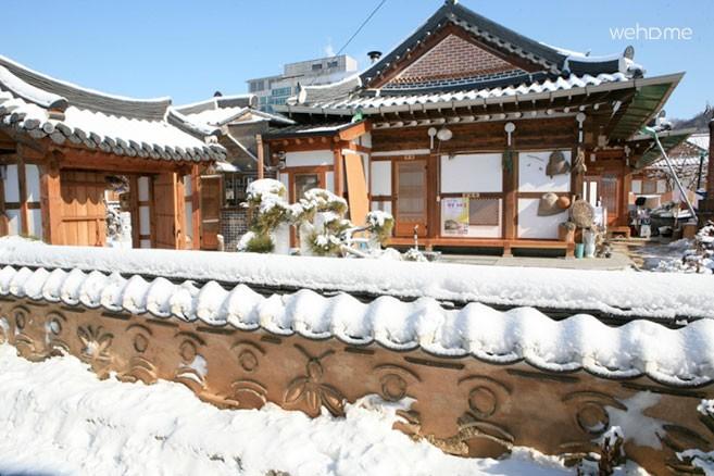[Jeonju Hanok Village]Illakdang Room Room1