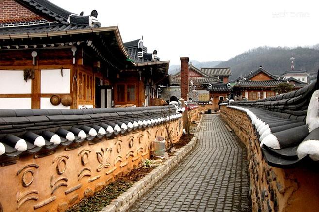[Jeonju Hanok Village] Illakdang Room Room6