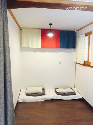'Got' the place Seoul in Bukchon: Sansuyu Room