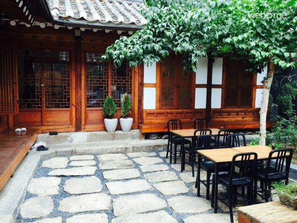 'Got' the place Seoul in Bukchon: Bamboo Room