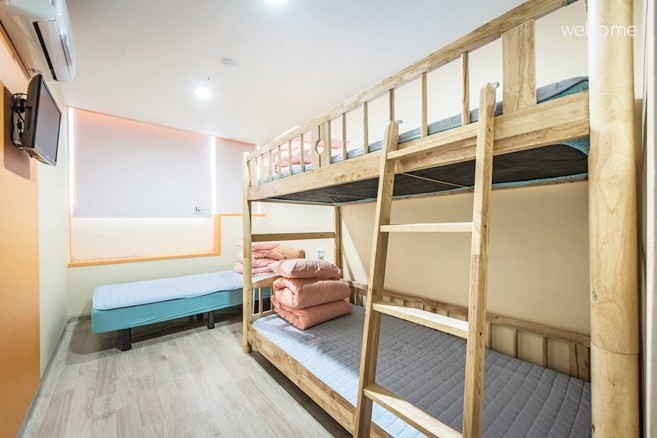 [ Dongmyo station ] K Hostel : Triple Room