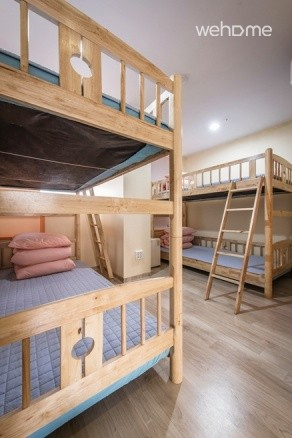 [ Dongmyo station ] K Hostel : 4-bed Room