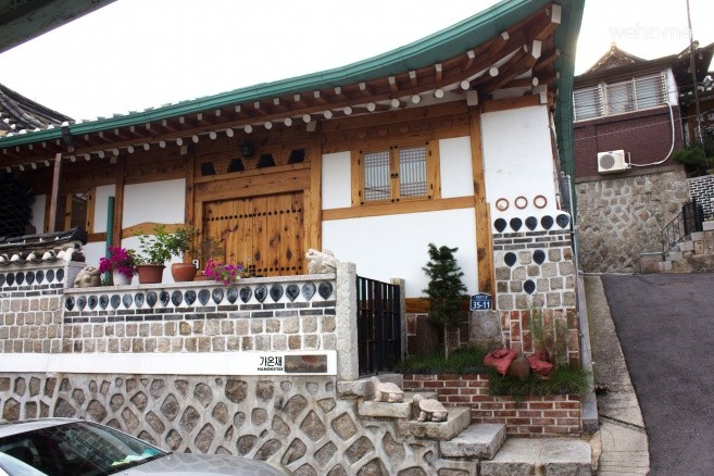 The center of Bukchon, Gaonjae_Entire Unit