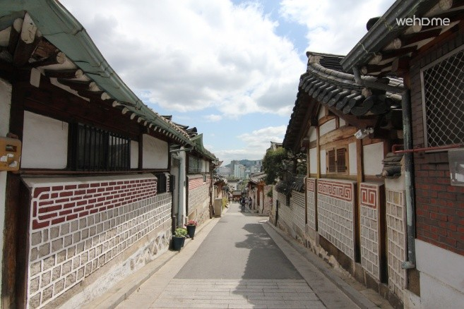 Jaundang Hanok : Entire house