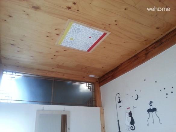 [Jongno] Dasom Guesthouse : Rain Room