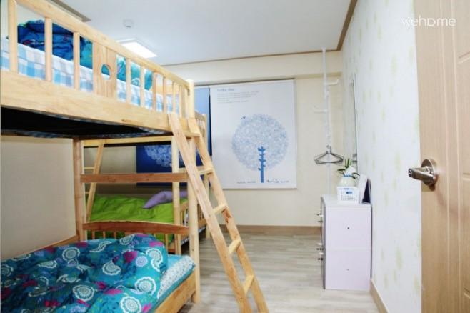 IN Guest House in Hongdae, Seoul