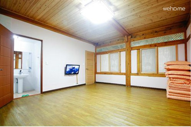 [Suncheon Bay] Doyosae Pension : Room for 5 people (max 10)