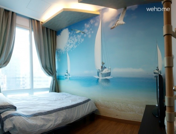 3 minutes Haeundae Beach Haeundae Subway Station 8-minute story guest house (double room)