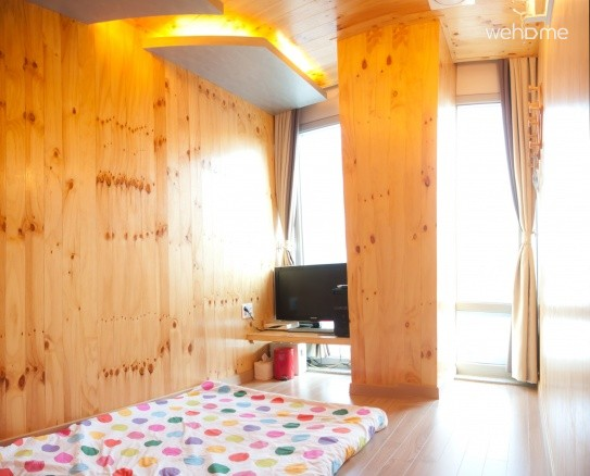 3 minutes Haeundae Beach Haeundae Subway Station 8-minute story guest house (double room, floor heat