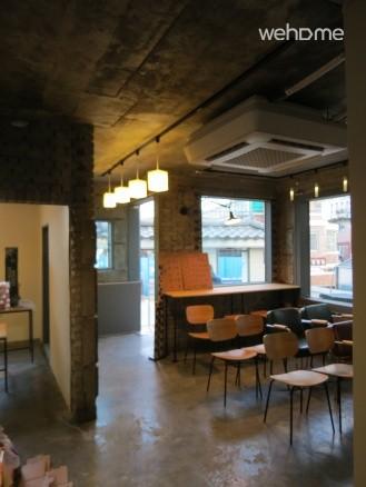 咖啡厅和宾馆共存的空间89-2