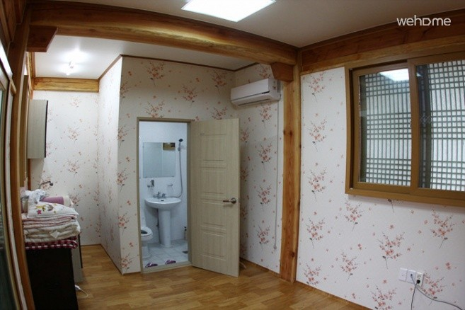 [Suncheon] Beautiful Sunset Pension : Room of Happiness