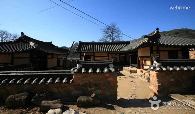 [ Yeongwol ] Wogujung, Anbang (Main Room)