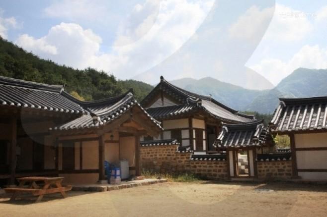 [An-Dong] Nong Am house - Bun Kang Seo Won, Kang Dang