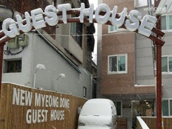 New Myeongdong Guesthouse - Twin Room