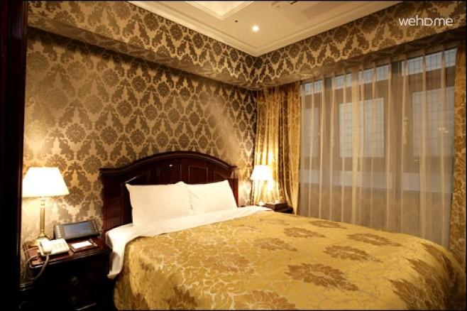 [Yeok-Sam] Artnouvea Residence Hotel - Crystal Suite