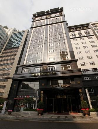 [Yeok-Sam] Artnouvea Residence Hotel - Sapphire Suite