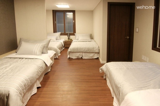 (Women only)B&B Chungdam Guest house , Suite Dormitory