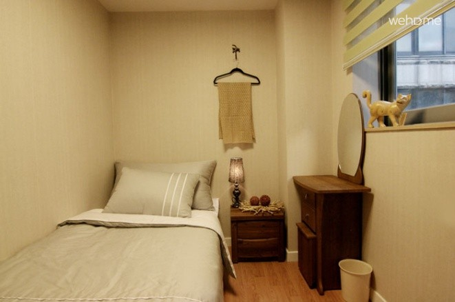 (Women only)B&B Chungdam Guest house , Single Room