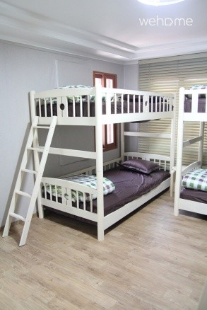 Sweet Comfort 1- A home away from home @ Hongdae (Dorm for 6)