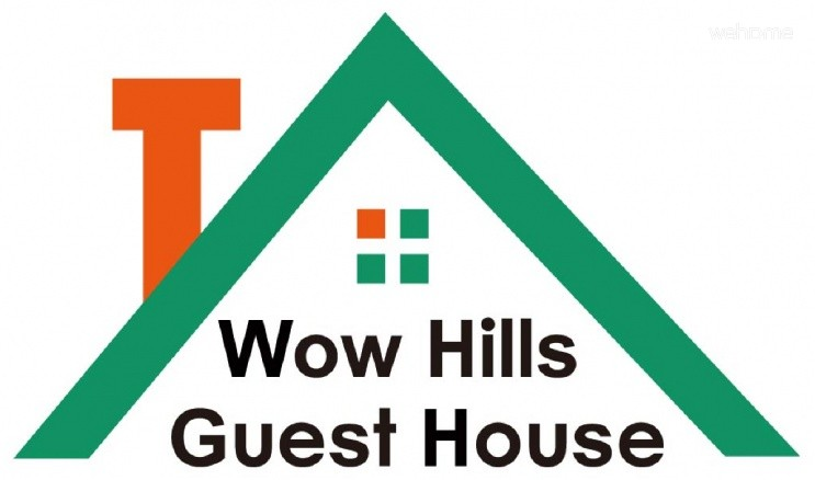 - The logo of Wow Hills Guest House