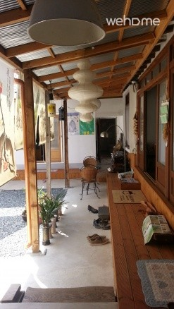 1937 year old house, built in Gyeongju example Guesthouse