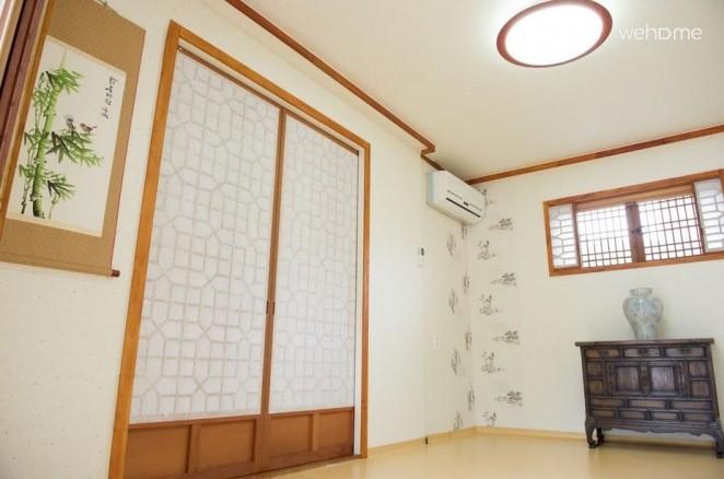 [Bukchon] Boutique Hanok Hotel Haeinjung: Royal Room